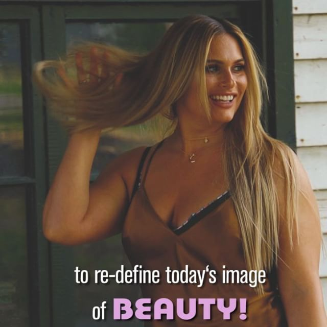 I teamed up with plus size model @jobybach to acknowledge beauty in all sizes in a culture that overly promotes being skinny, and help re-define today's image of beauty.  SHARE IF YOU AGREE. Thanks to:#video @yanikphoto#mua #hair @catouMUA#assistants @phototronik & Pat Tremblay#lingerie @victoriassecret#gasstation Daniel Goyette@styleandcurve#curvy #curvacious #curves #voluptuous #sexy #round #beautiful #beauty