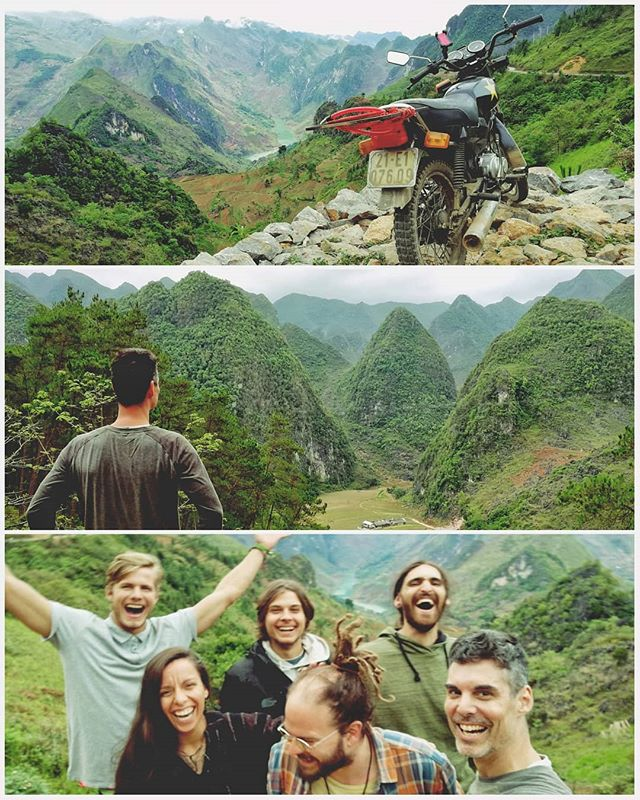 When words fail, let the images do the talking.  #vietnamThank you #vietnamcoracle for such an incredible and useful blog for riders in Vietnam!